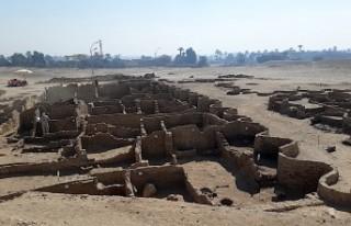 Mısır'da 3 bin yıllık 'kayıp altın şehir'...