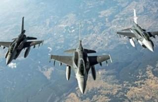 MSB: Irak'ın kuzeyinde 9 PKK'lı terörist...