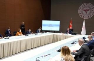 Muharrem Sarıkaya: Bilim Kurulu üyeleri konuşmaktan...