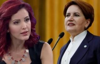 Nagehan Alçı'dan flaş Meral Akşener iddiası
