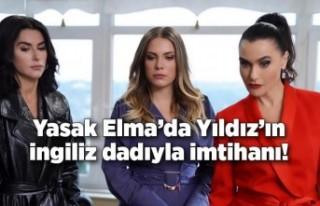 Yasak Elma'da kesilen sahneler sosyal medyayı karıştırdı