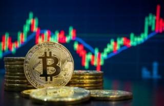 Bitcoin 55,000 dolara döndü