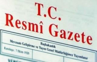 Cumhurbaşkanlığı Atama Kararları Resmi Gazete'de...