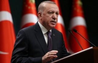 Erdoğan'dan kritik AB üyeliği açıklaması