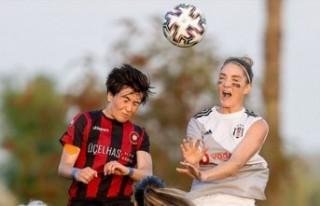 Kadın Futbol Ligi'nde şampiyon Beşiktaş