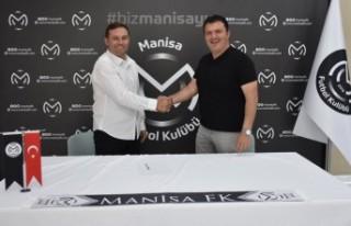 Manisa FK'da Savut'un yerine İşyapan geldi
