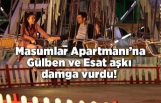 Masumlar Apartmanı 35. son bölüme Gülben ve Esat...