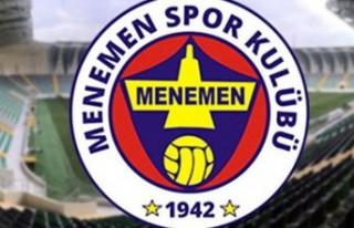 Menemenspor'da Mohamed devam ediyor