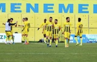 Menemenspor'un prestij maçı