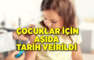 Pfizer-BioNTech aşısı çocuklar için onaylanıyor:...