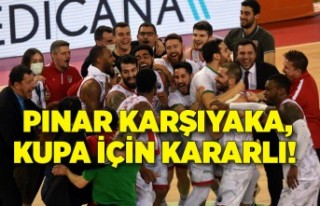 Pınar Karşıyaka, Avrupa'da kupa hedefine ulaşmaya...
