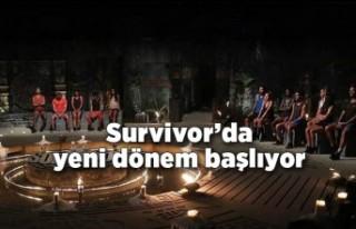 Survivor'da kim elendi? Yeni dönem başlıyor