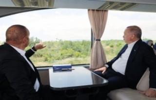 Aliyev'in sözleri Erdoğan'ı şaşkına...