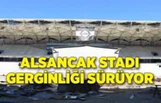 Altay ile Altınordu arasında Alsancak Stadı gerginliği...