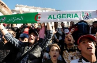 Cezayir'de parlamento seçimlerini kazanan belli...