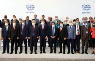 'Dünya Turizm Forumu Bodrum Zirvesi'ne...
