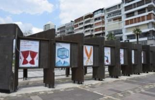 Emre Duygu Tiyatro Afişleri Sergisi açıldı