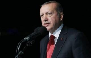 Erdoğan: Aşılamada hedef 18 yaş