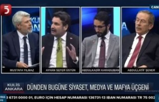 Eski AK Partili isimden Metin Külünk için dikkat...