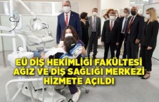 EÜ Diş Hekimliği Fakültesi Ağız ve Diş Sağlığı...