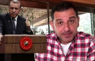 Fatih Portakal'dan çarpıcı iddia! Erdoğan'ın...