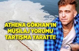 Gökhan Özoğuz'un müsilaj yorumu tartışma...