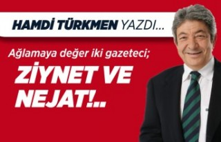 Hamdi Türkmen yazdı: Ağlamaya değer iki gazeteci;...