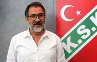 Karşıyaka'da Büyükkarcı adaylığını açıkladı