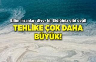 Marmara ne zaman düzelir? Asıl tehlike daha büyük
