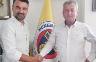 Menemenspor'da Laleci yeniden görevde