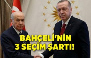 MHP, AK Parti'ye raporunu gönderdi: İşte Bahçeli'nin...