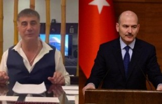 Sedat Peker yine Süleyman Soylu'yu hedef aldı