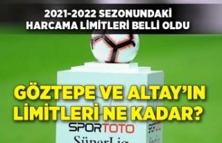 Süper Lig takımlarının 2021-2022 sezonundaki harcama...