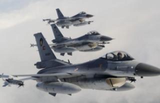 Türk Hava Kuvvetleri'nin 110'uncu kuruluş...