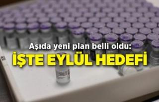 Aşıda yeni plan belli oldu: İşte Eylül hedefi