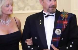 İskoçyalı oyuncu Mike Mitchell, Fethiye'de...