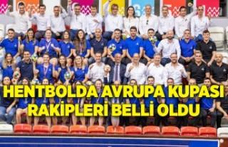 İzmir Büyükşehir Belediyespor Çekya ve Yunanistan...