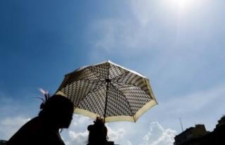 Meteoroloji'densıcak hava uyarısı