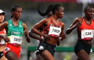 Milli atlet Yasemin Can, kadınlar 5000 metrede finalde