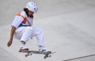 TOKYO 2020'de 13 yaşındaki Momiji Nishiya altın...