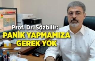 Prof. Dr. Sözbilir: Datça depremleri için korkmamıza,...