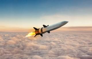 ABD, hipersonik füzesini test etti