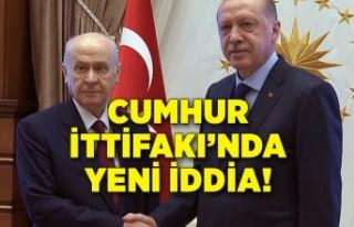 'AKP ve MHP masadan eksiklerle kalktı' iddiası!...