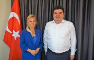 Buca Belediye Başkanı Kılıç'tan, İGC'ye...