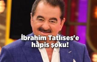 İbrahim Tatlıses'e hapis şoku!