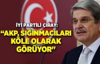 İYİ Partili Çıray: AKP iktidarını uzatmak için...
