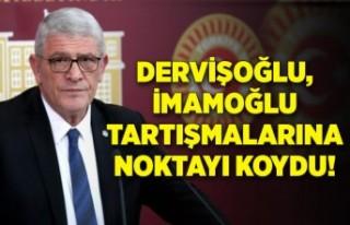 İYİ Partili Dervişoğlu'ndan o tepkilere yanıt...