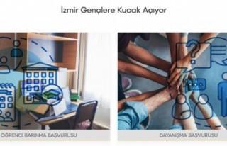 İzmir'de yurt ve dayanışma kampanyası için...