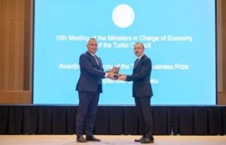 SOCAR Türkiye, Türk Konseyi Yatırım Ödülünü...