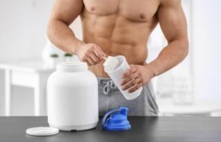 Uzmanlar uyardı: Protein tozuna dikkat edin
